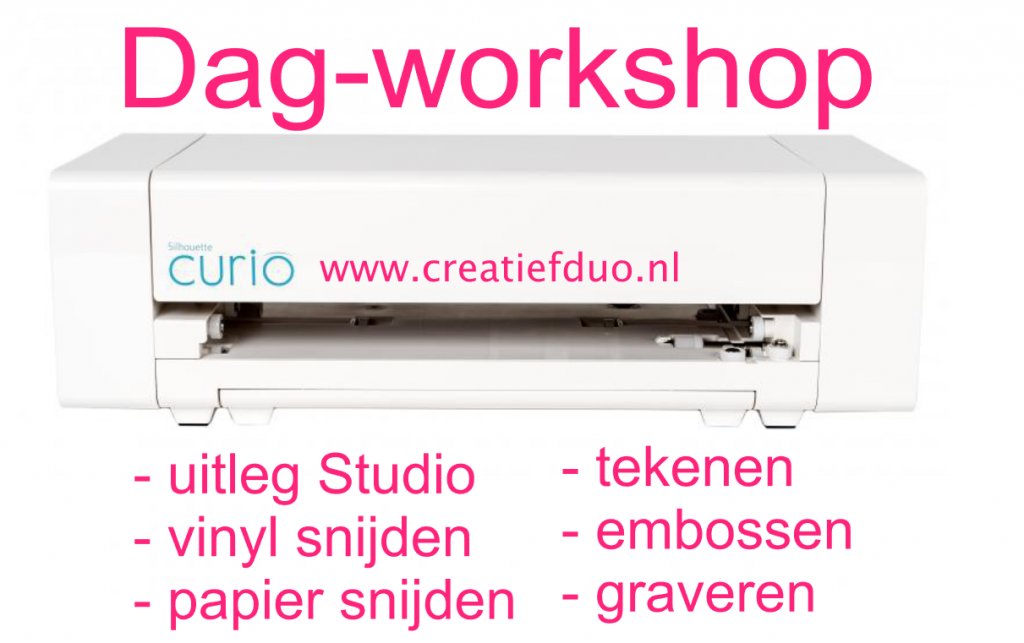 dag workshop Silhouette Curio